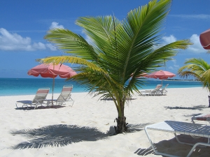 Could this beach paradise -- The Turks and Caicos islands -- become part of Canada?