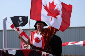 The Pirate Party promises Canadians a VPN service